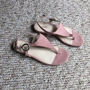 Alfani Pink Sandals